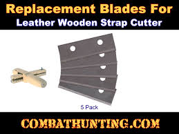 3081 w replacement blades for wooden strap cutter leather working tools