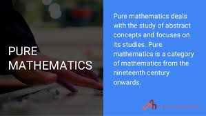 mathematics assignment help 4 pure mathematics