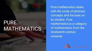 mathematics assignment help 4 pure mathematics