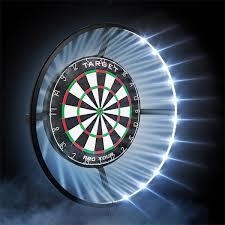 corona vision led dart board light
