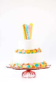 diy rainbow rock candy bakery cake salty canary