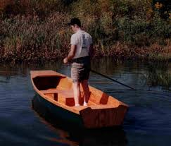plywood boat good for casting fly fishing
