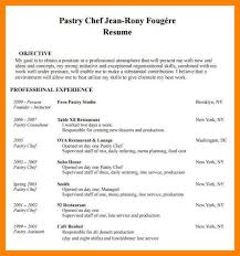 Pastry Chef Resume Examples Best Of Pastry Chef Resume Sample Chef Resume Sample Examples Sous Chef Jobs