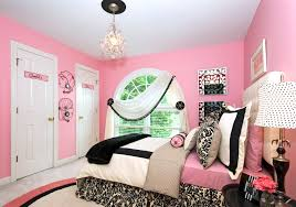 bedroom designs for a teenage girl. Bedroom, Teenage Girls Bedroom Ideas Pink Wall Paint Glass Window Panel Pillows Headboard White Ceramic Designs For A Girl D