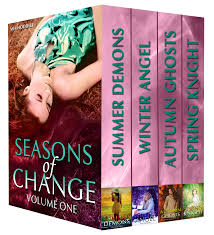 series spotlight seasons of change by mia hoddell