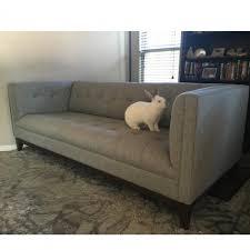 Cat safe furniture Litter Box Shop The Look Stowe Sofa Photo By Sabrina C Joybird Pet Friendly Furniture Fabrics Joybird