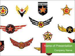 National Guard Powerpoint Templates Air National Guard Powerpoint Template Smiletemplates Com
