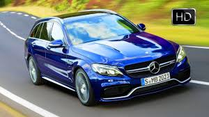 VIDEO: 2015 Mercedes-Benz C63 AMG Estate HD - YouTube