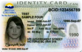 Columbia Help Have But Government-issued Notary Services Photo Id Don't British I Need In