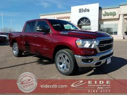 2019 Ram 1500 Big Horn/Lone Star 4X4 Truck For Sale In Pine City MN ...