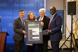 Rev. Lawrence receives Community Civic Leadership Award from UMass  Dartmouth - News - The Herald News, Fall River, MA - Fall River, MA