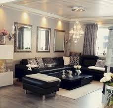 Black leather couches decorating ideas Living Room Living Room Goals Living Room Decor Living Rooms Kamyanskekolo How To Decorate Living Room With Black Leather Sofa Family
