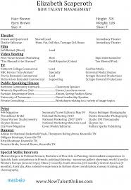 Photographer Resume Example - Resume