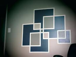 fancy accent walls painting ideas for paint tape design ideas accent wall painting ideas bedroom