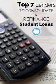 7 Best Companies To Refinance Consolidate Student Loans Best