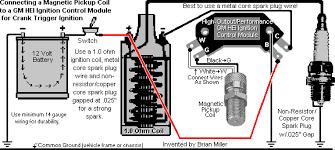 pin gm hei distributor wiring diagram