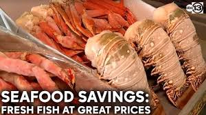 Family-owned seafood market sells fresh ...