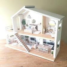 best of doll house plans or barbie doll house plans wooden inspirational homemade barbie doll houses unique doll house plans
