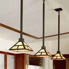 craftsman style lighting best ideas for the house images on pendant lamp intended mission ceiling i89