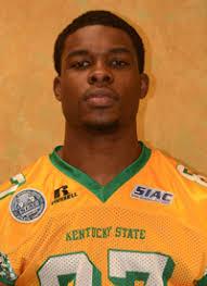 Alex Springs - 2016 - Football - Kentucky State University Athletics