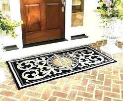 best indoor front door mat entry rug new outdoor rugs decorating styles list brill post best indoor front door mat