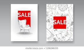 furniture sale ads. Furniture And Interior Detail Store, Apartment, Promotion, Sale, Ads,  Banner Sketch Sale Ads