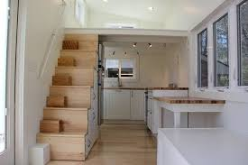 contemporary tiny houses. Chickadee - A Tiny House On Wheels By Brevard Homes Contemporary Houses E