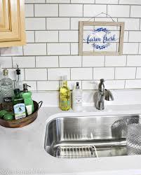 New Quartz Countertops Kitchen Makeover Begins Sweet Parrish Place