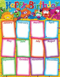 Happy Birthday Chart Decoration 46 Best Happy Brithday Classroom Decorations Images Happy