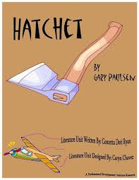 best hatchet resources images hatchet book  literature unit by the professional development institute for hatchet by gary paulsen