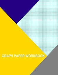 Graph Paper Workbook 3mm Spacing Paperback Thor Wisteria