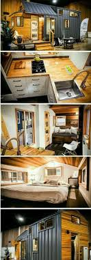 where to park tiny house. Tiny House Has Modern Features All Over This Where To Park F