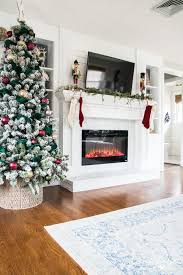 how to build a fireplace surround for an electric fireplace