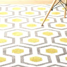 architecture nance industries ourspace bright yellow 4 ft x 6 ft accent rug throughout yellow