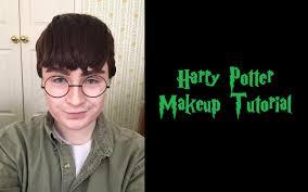 harry potter makeup tutorial