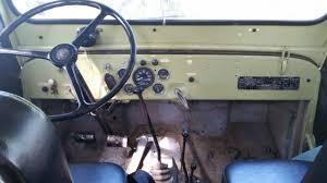 1953 willys cj3b jeep green original engine good condition price ask a price