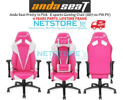 anda seat pretty in pink e sports gaming chair ad7 02