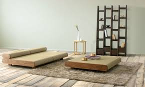 Japanese Living Room Design Fancy Chandelier Above Glass Dining Table Living Room In Japanese