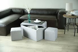 creative living furniture. Creative Living 5 Piece Multi Functional Storage Bench Set Furniture :