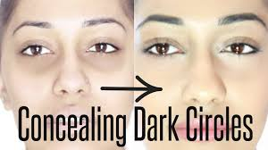 how to conceal dark circles under eye bags on asian indian skin shreya masters you