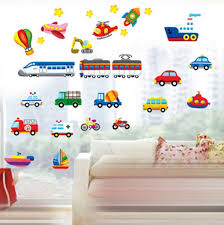 nursery baby room waterproof for kids wall sticker decal car removable