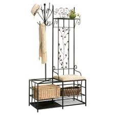 Metal Hall Tree Coat Rack Corner Hall Tree Racks Will Work Wonders When A Basic Option Is Out 6