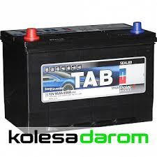 "Купить <b>аккумулятор легковой</b> ""<b>TAB</b>"" Polar JIS 95Ач п/п 105D31R в ..."