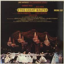 Civic Light Opera Great Waltz O C R The Great Waltz 1965 Los Angeles