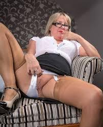 Elderly Sexy Women