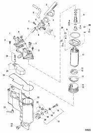 Fuel management ponents for sportjet 240 efi m2 jet drive engine
