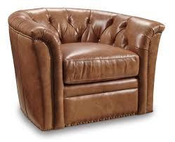 Swivel Club Chairs For Living Room Hooker Furniture Living Room Ripley Swivel Club Chair Cc424 Sw 084