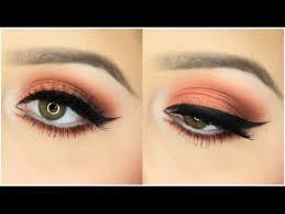 peach c spring makeup tutorial