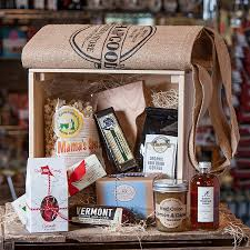 producers that we love vermont gift basket