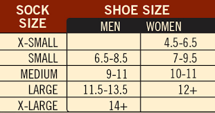 Darn Tough Vermont Sock Size Chart Darn Tough Womens Socks Sizing Image Sock And Collections